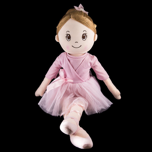 Dream Duffel - Mad Ally Ballerina Indi Doll Gifts Aspire Dance Collections