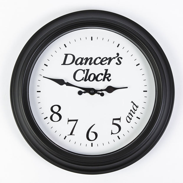 Mad Ally Dancers Clock Gifts