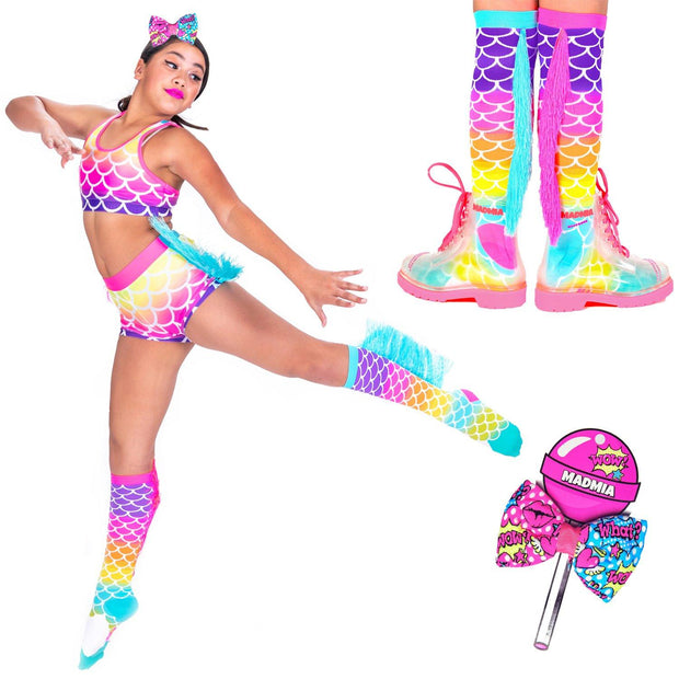 MadMia - MERMAID SET Dancewear Crazy Clothes