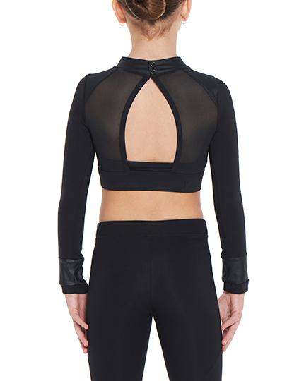 Viella Dance Collection - Millicent Crop Top (Girls)Dancewear