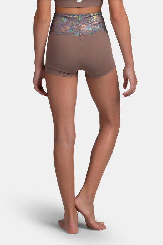 Sylvia P - Mirage Shorts Activewear