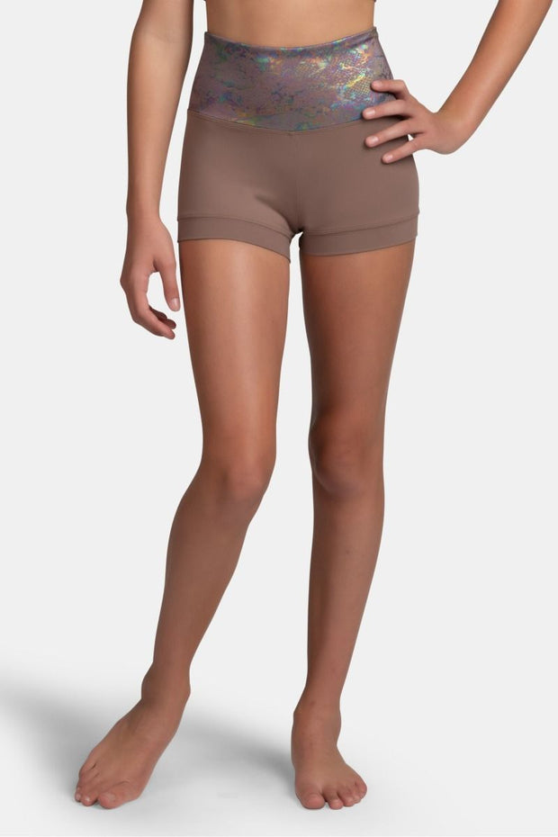 Sylvia P - Mirage Shorts Activewear Aspire Dance Collections