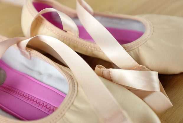 MDM - Motion Ribbon Ballet Shoe Ribbon