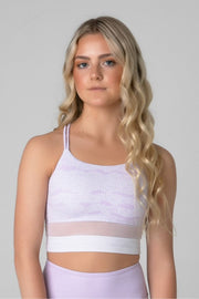 Sylvia P - Desert Oasis Cropped Singlet Dancewear Aspire Dance Collections