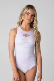 Sylvia P - Desert Oasis Twist Leotard Dancewear Aspire Dance Collections