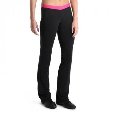 Bloch V Front Womens Pant Dancewear