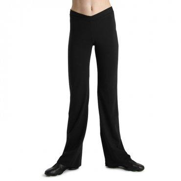 Bloch V Front Girls Pant Dancewear