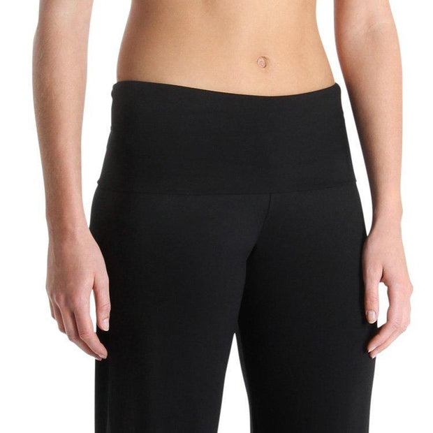 Bloch Roll Down Womens Pant