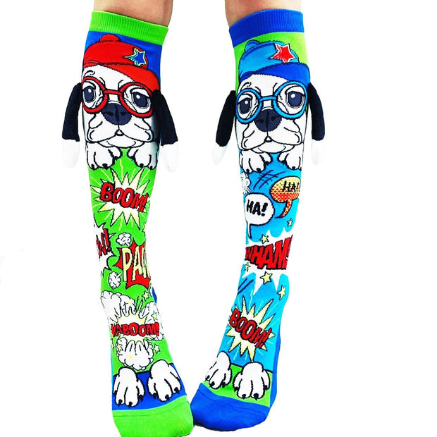 MadMia - PUPPY SOCKS - Dancewear Crazy Socks