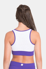 Sylvia P - Queen B Crop Top Dancewear Aspire Dance Collections