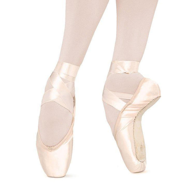 Bloch Suprima Strong Pointe Shoe