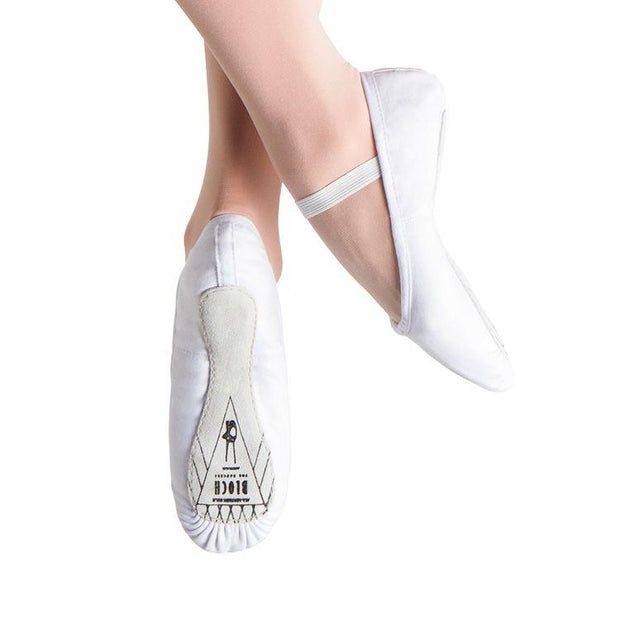 Bloch Prolite Canvas Womens Ballet Flat