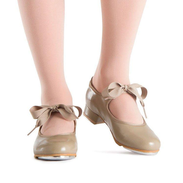 Bloch Annie Tie Girls Tap Shoe Dance Shoes Dancewear