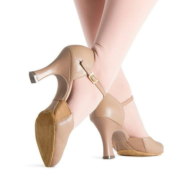 "Bloch Splitpro Womens 76mm (3"") Heel"