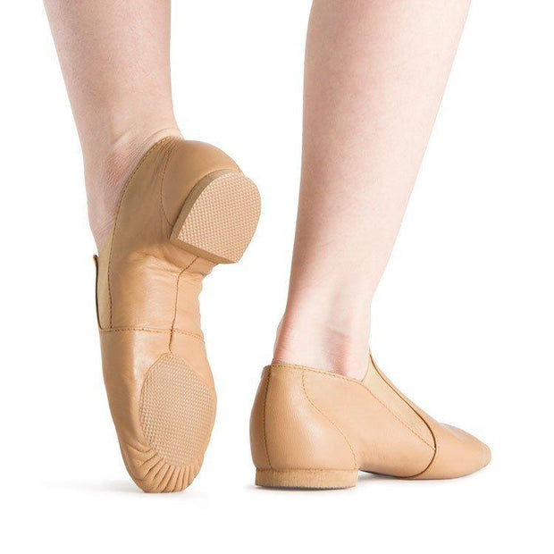 Bloch Elastaboot Toddlers Jazz Shoe