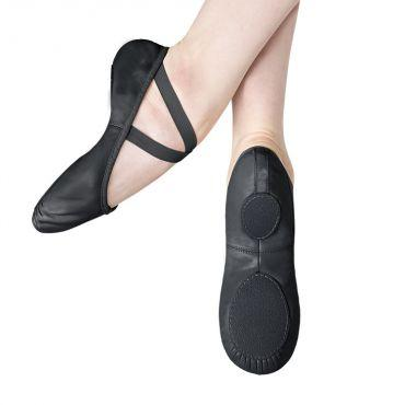 Bloch Acro Leather Childrens Flat Dance Shoes Dancewear
