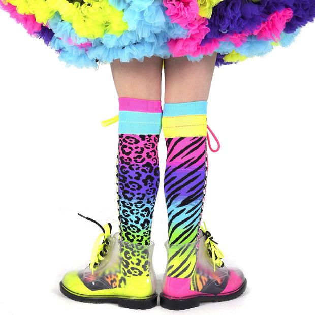 MadMia - SAFARI SOCKS Dancewear Crazy Socks