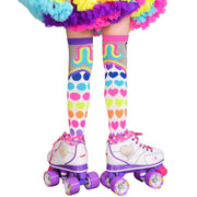 MadMia - HAPPY UNICORN SOCKS Dancewear Crazy Socks
