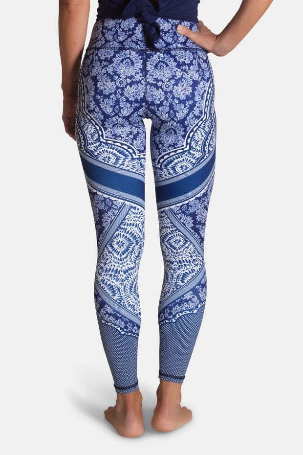 Sylvia P - Gypsy Full Length Legging