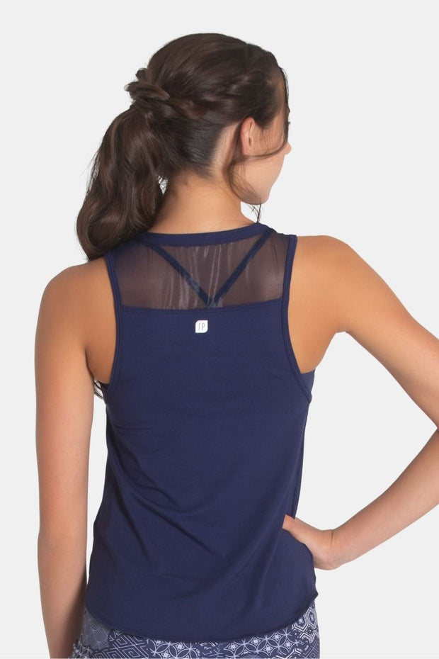 - Shibori Nights Singlet Dancewear