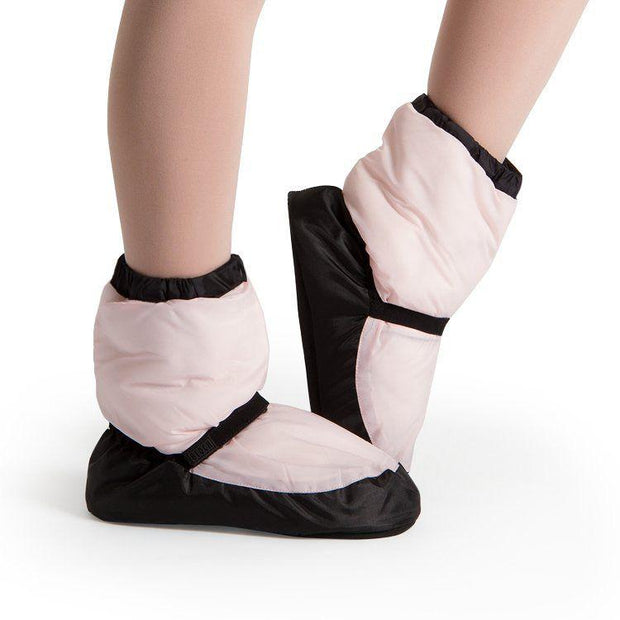 Bloch Adult Warmup Booties Dancewear Dance Shoes
