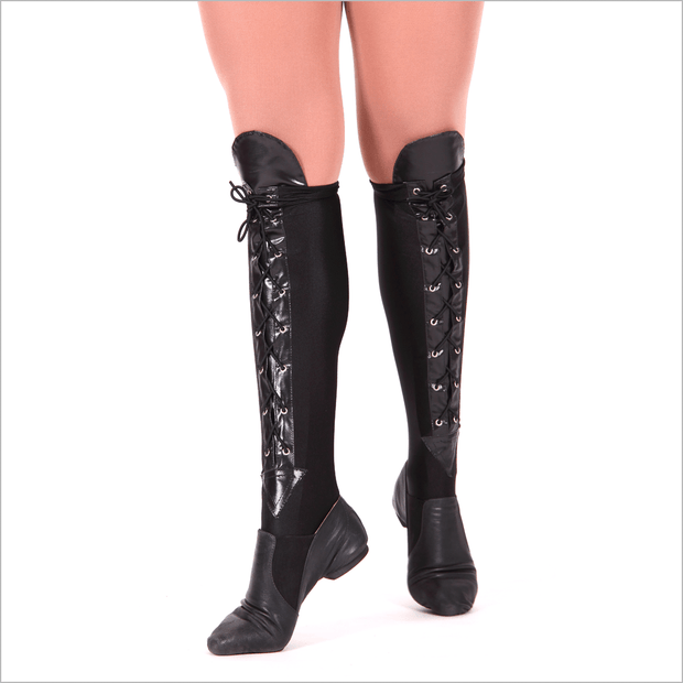 Aspire DC - Lace Up Spats Dancewear