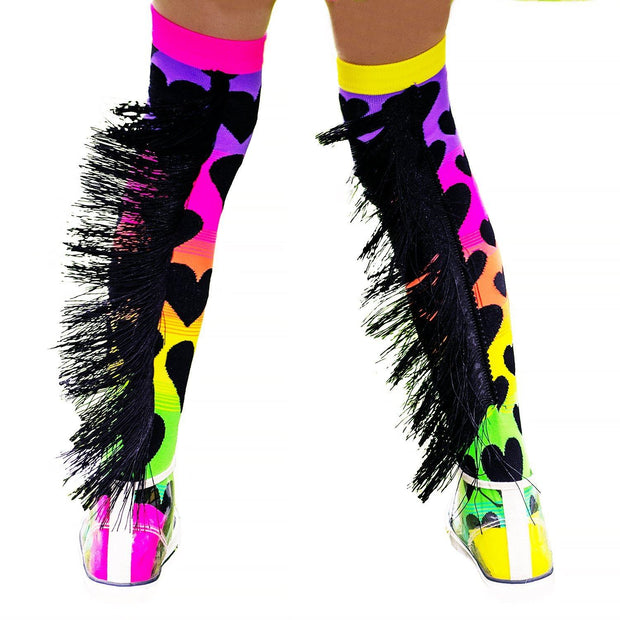 Mad Mia - Sunset SocksDancewear