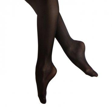 Fiesta Shimmer Footed Womens Tights (T3240)