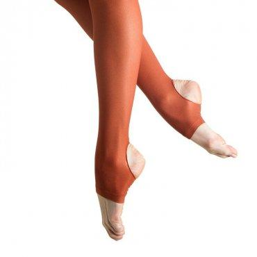 Fiesta Stirrup Shimmer Womens Tights Legwear
