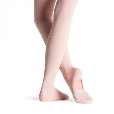 Bloch Embrace Convertible Girls Tights Legwear