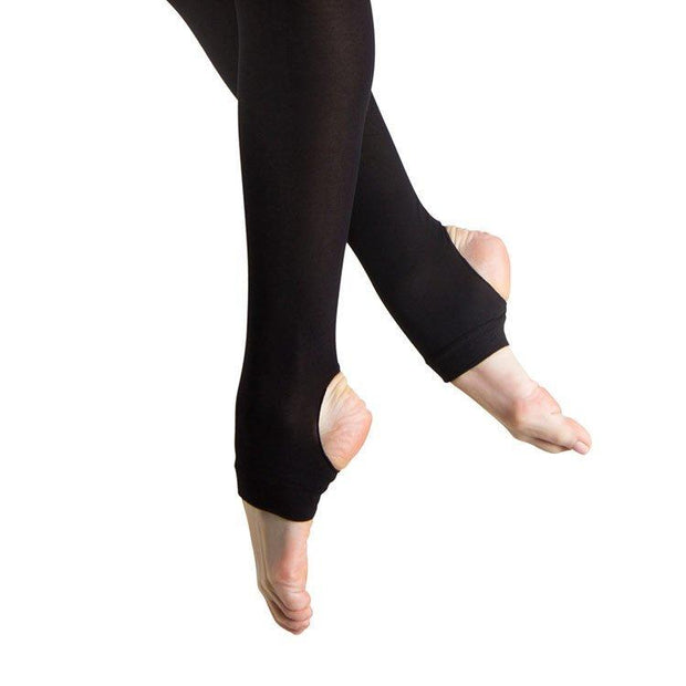 Fiesta Stirrup Feathersoft Womens Tights