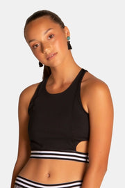 Sylvia P - Tahiti Cropped Singlet Dancewear Aspire Dance Collections