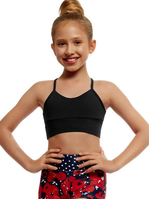 Strut Stuff - Romy Crop Dancewear