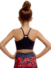 Strut Stuff - Spotted - Romy Crop Top - Dancewear Aspire Dance Collections