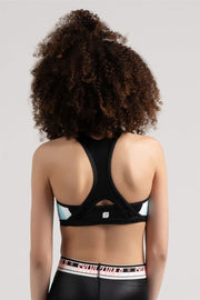 Sylvia P - Game On Trackside Crop Top Dancewear Aspire Dance Collections