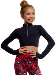 Strut Stuff - Dakota TopDancewearChild 6Navy