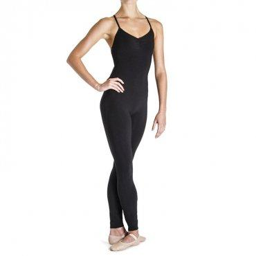 Bloch Una Cross Back Womens Unitard Dancewear