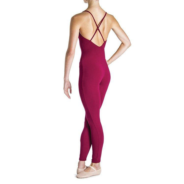 Bloch - Una Cross Back Womens Unitard (U3451)