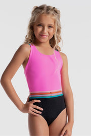 Sylvia P - Wild Side Wild Cat Leotard Aspire Dance Collections