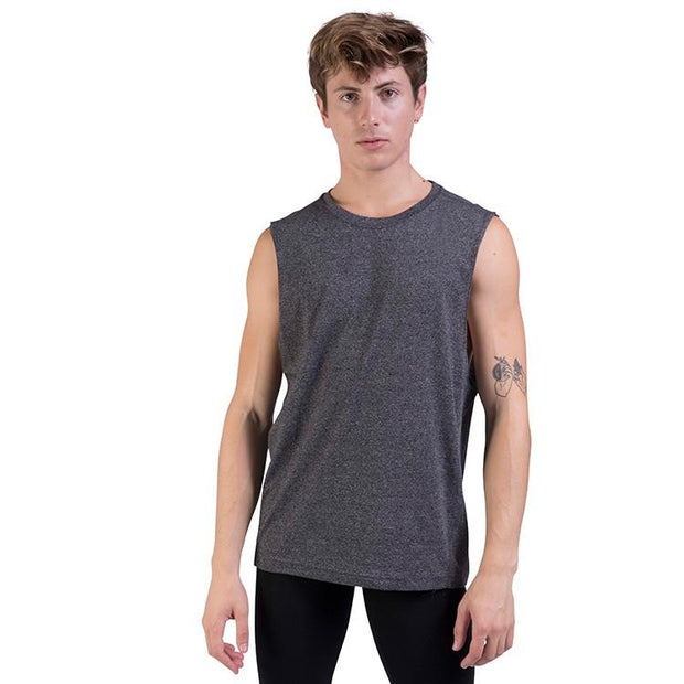 Bloch Harris Relaxed Drop Arm Mens Muscle Tank