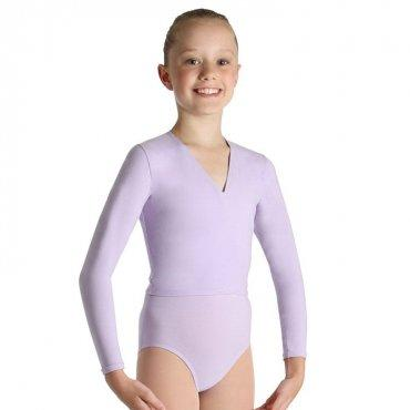 Bloch Xenia Girls Cross-Over Dancewear