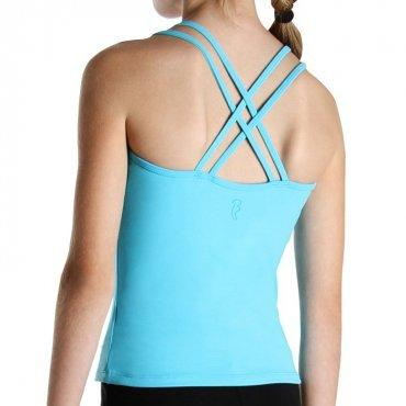 Bloch Double Cross Girls Cami