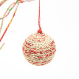Trade Aid - Jute Christmas Hanging Ball