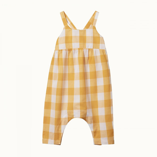 Nature Baby - Picnic Suit - Honey Check