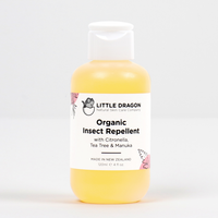Organic Insect Repellent 120ml Bottle