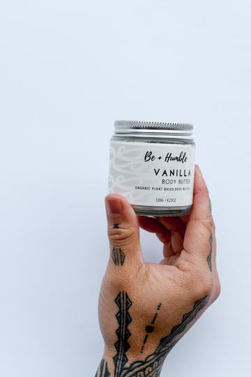 BeHumble - Vanilla Body Butter