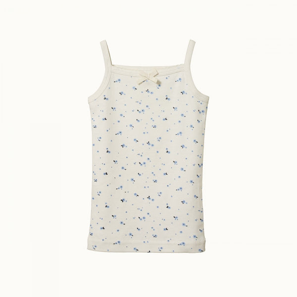 Nature Baby - Camisole Singlet - Daisy Print