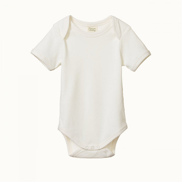 S/S Bodysuit Natural