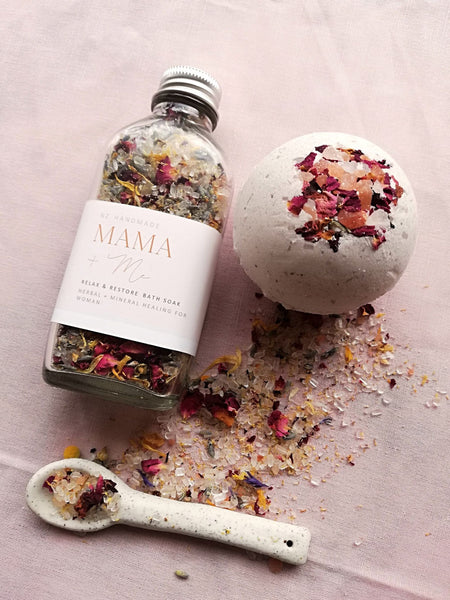 Mama + Me - MINI Relax & Restore Bath Soak 100ml
