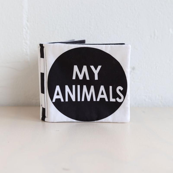 Luxe Soft Books - My Animals